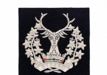 Gordon Highlanders - Blazer Badge